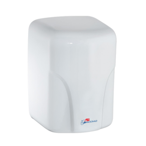10-0197-2 ASI JD MacDonald Turbo-Dri Hand Dryer White
