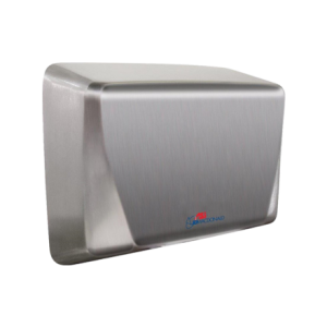 10-0199-2-93 ASI JD MacDonald Turbo-Slim Hand Dryer Satin Stainless Steel