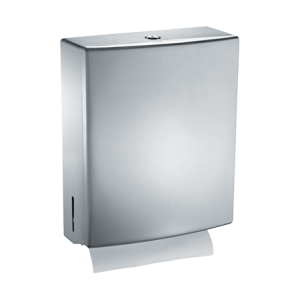 Paper Towel Holder Roll-type ASI 8165 Surface Mounted