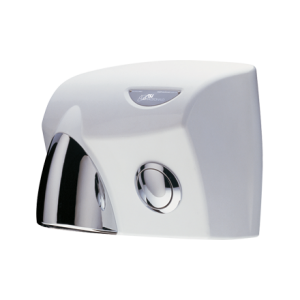 HDTDWHTPC ASI JD MacDonald Touchdry Hand Dryer White Polished Chrome